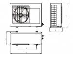 E系列风管送风式空调机组